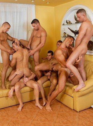 Wild Gay Enrico Belaggio,Steve Hunt,Joshua Rodgers,Rick Bauer,