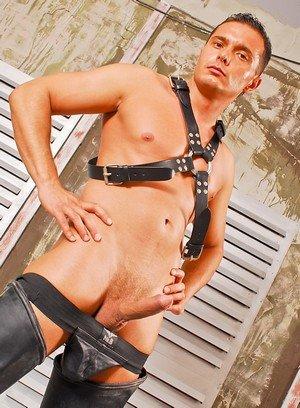 Seductive Man Rogerio Matteo,