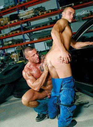 Hot Boy Steve Hunt,Jack Dragon,