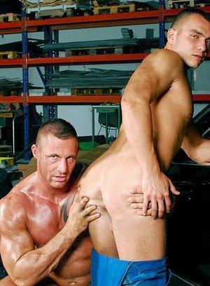 Naked Gay Steve Hunt,Jack Dragon,