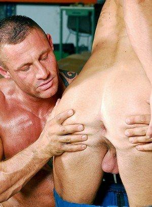 Hunky Gay Steve Hunt,Jack Dragon,
