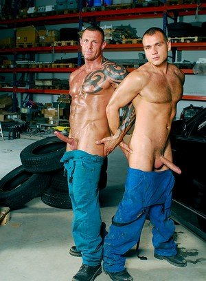 Sexy Guy Steve Hunt,Jack Dragon,