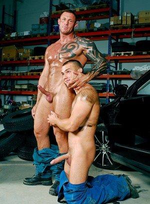 Big Dicked Gay Steve Hunt,Jack Dragon,