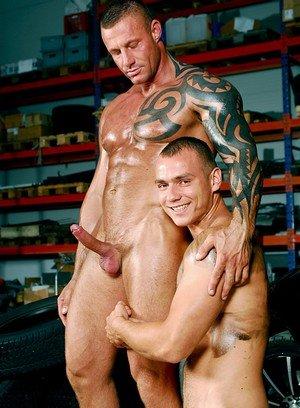 Cute Gay Steve Hunt,Jack Dragon,