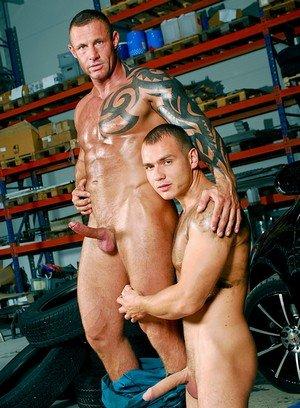 Handsome Guy Steve Hunt,Jack Dragon,