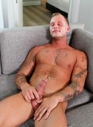 Hunky Gay Zack Matthews,