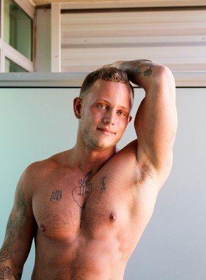 Handsome Guy Zack Matthews,