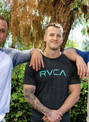 Hot Gay Zack Matthews,Ivan James,Quentin Gainz,