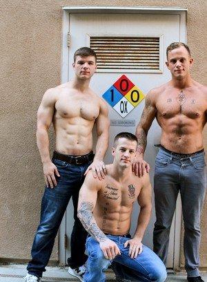 Sexy Dude Zack Matthews,Ivan James,Quentin Gainz,