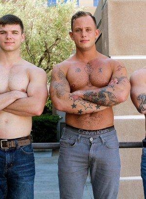 Sexy Guy Zack Matthews,Ivan James,Quentin Gainz,