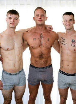Big Dicked Gay Zack Matthews,Ivan James,Quentin Gainz,