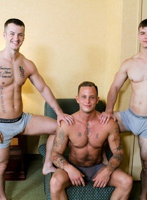 Cute Gay Zack Matthews,Ivan James,Quentin Gainz,