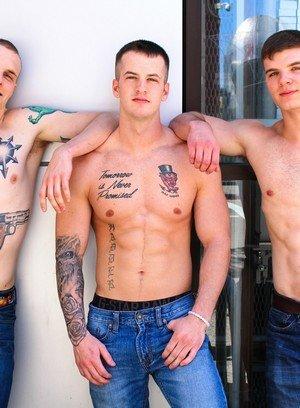 Sexy Guy Colton Phobos,Ivan James,Quentin Gainz,
