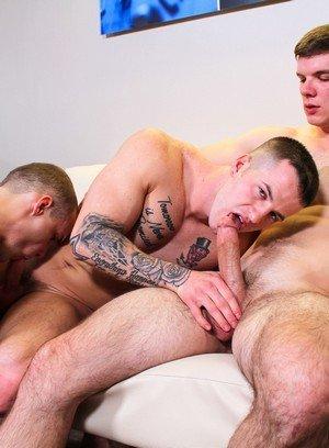 Big Dicked Gay Quentin Gainz,Colton Phobos,Ivan James,