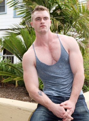Sexy Guy Scott Ambrose,