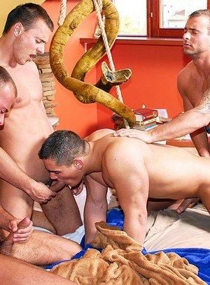 Hot Boy Brandon Steel,Joey Visconti,Jimmy Visconti,Jason Visconti,