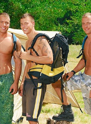 Hot Gay Joey Visconti,Jimmy Visconti,Jason Visconti,