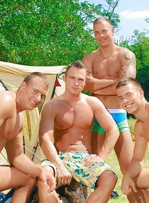 Sexy Dude Joey Visconti,Jimmy Visconti,Jason Visconti,