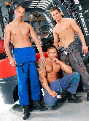 Hot Guy Claudio Antonelli,Rogerio Matteo,David Cain,