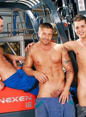 Sexy Dude Claudio Antonelli,Rogerio Matteo,David Cain,