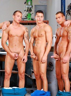 Sexy Gay Jason Visconti,Jimmy Visconti,Joey Visconti,Enrico Belaggio,Sergio Soldi,