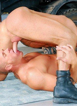 Muscle man Zsolt Xl,Jack Dragon,