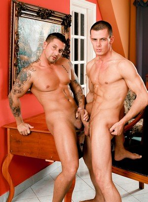 Cock Hungry Dude Ray Randolf,Claudio Antonelli,
