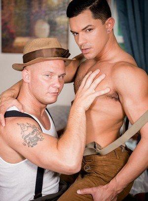 Sexy Dude Austin Andrews,Ethan Slade,