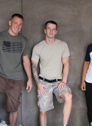 Hot Gay Quentin Gainz,Craig Cameron,