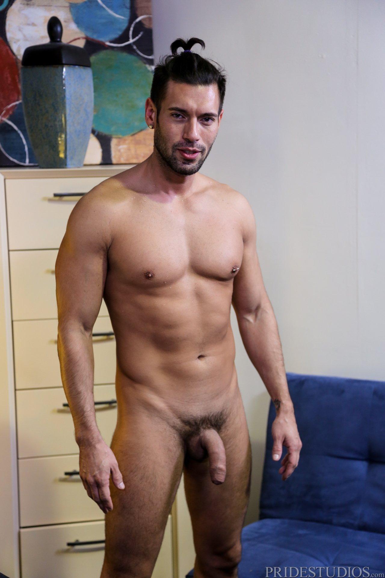 garrett nude Alexander