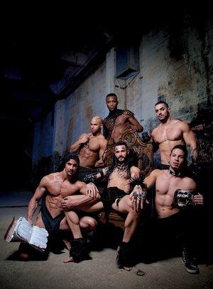 Wild Gay Arad Winwin,Gabriel Alanzo,Sean Zevran,Dean Monroe,