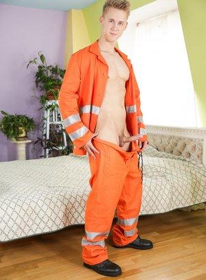 Hot Gay Chris Hollander,