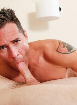 Handsome Guy Chris Blades,Dean Phoenix,