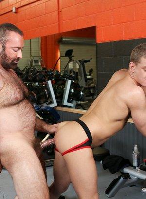 Naked Gay Ian Levine,Brad Kalvo,