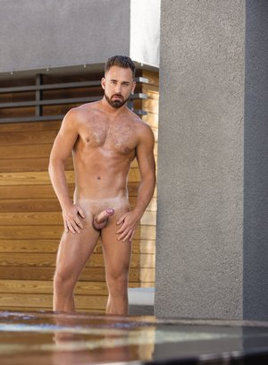 Sexy Dude Jack Hunter,Logan Moore,
