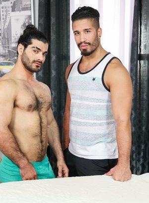 Hot Gay Ali Liam,Trey Turner,