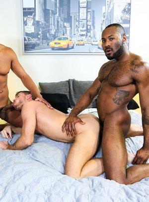 Naked Gay Noah Donovan,Jay Alexander,Jack Andy,