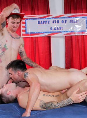 Hot Boy Ryan Jordan,Princeton Price,Quentin Gainz,