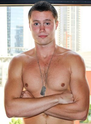 Horny Gay Damien Nichols,