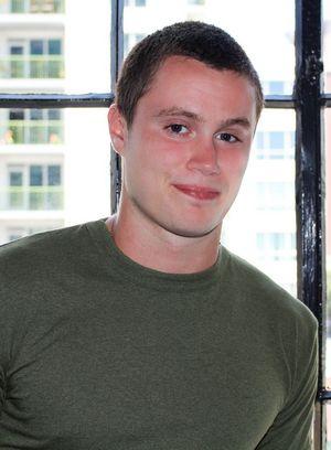 Handsome Guy Damien Nichols,