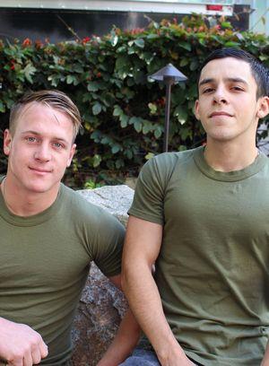 Hot Gay Billie Starz,Kevin Grey,