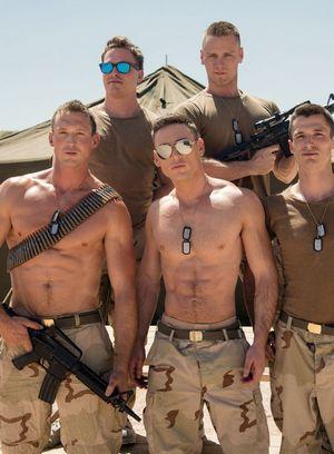 Hot Gay Kyle Mcmillan,Sean Zevran,