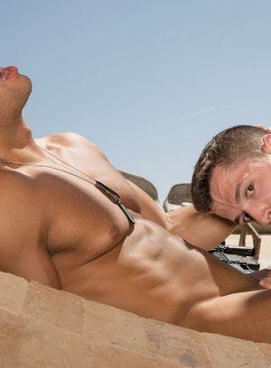 Horny Gay Kyle Mcmillan,Sean Zevran,