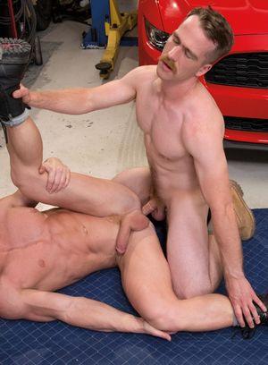 Cocky Boy Johnny V,Nate Stetson,