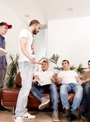 Big Dicked Gay Marcos Rue,Martin Love,Chris Hollander,