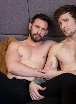 Big Dicked Gay Casey Jacks,Scotty Zee,