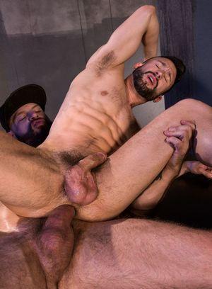 Handsome Guy Ryan Finch,Tex Davidson,