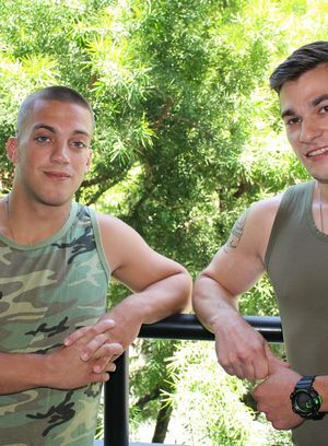 Hot Gay Princeton Price,Scotty Dickenson,