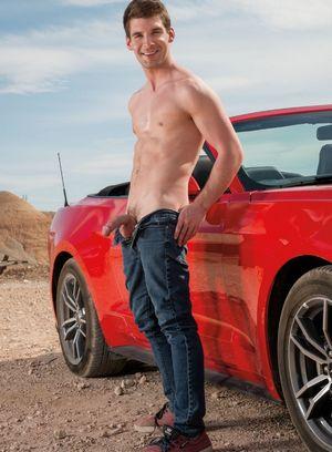 Sexy Dude Derek Maxum,Dustin Holloway,