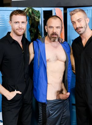 Hot Gay Max Sargent,Jett Rink,Jack Gunther,